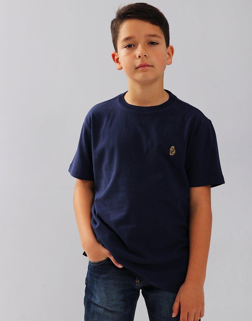 Luke 1977 Junior Hotdog T-Shirt Lux Navy