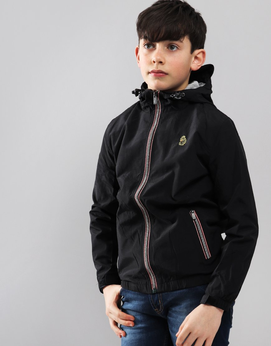 Luke 1977 Kids Raliegh Jacket Black