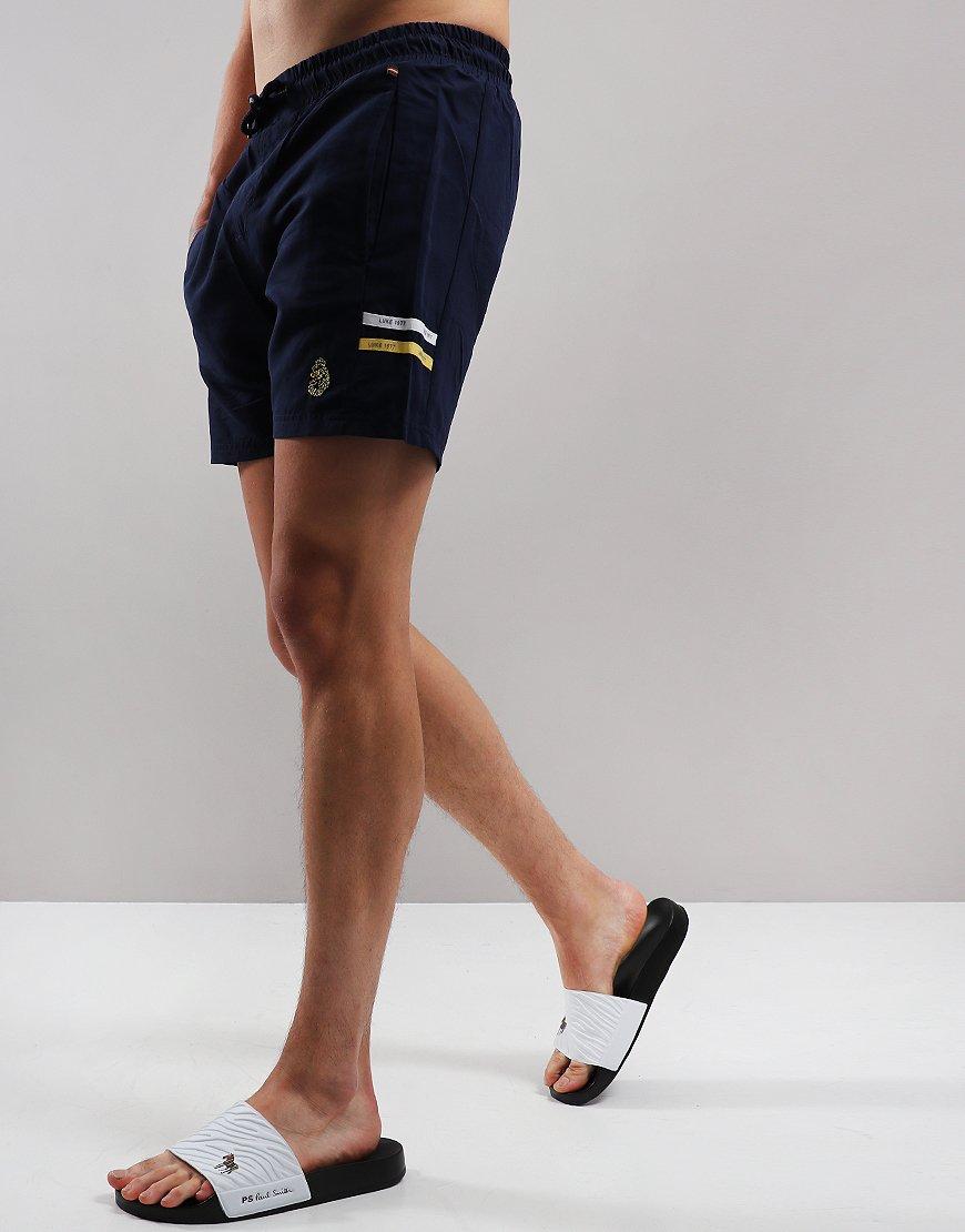 Luke 1977 Tapehead Shorts Navy