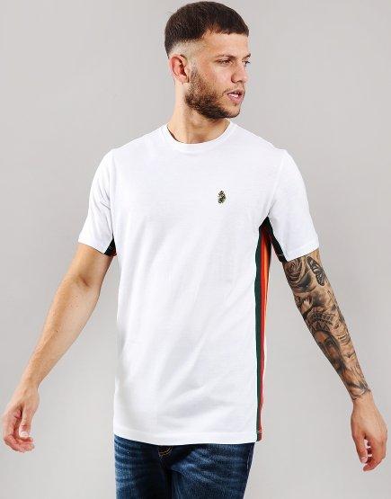 Luke 1977 Bentley T-Shirt White
