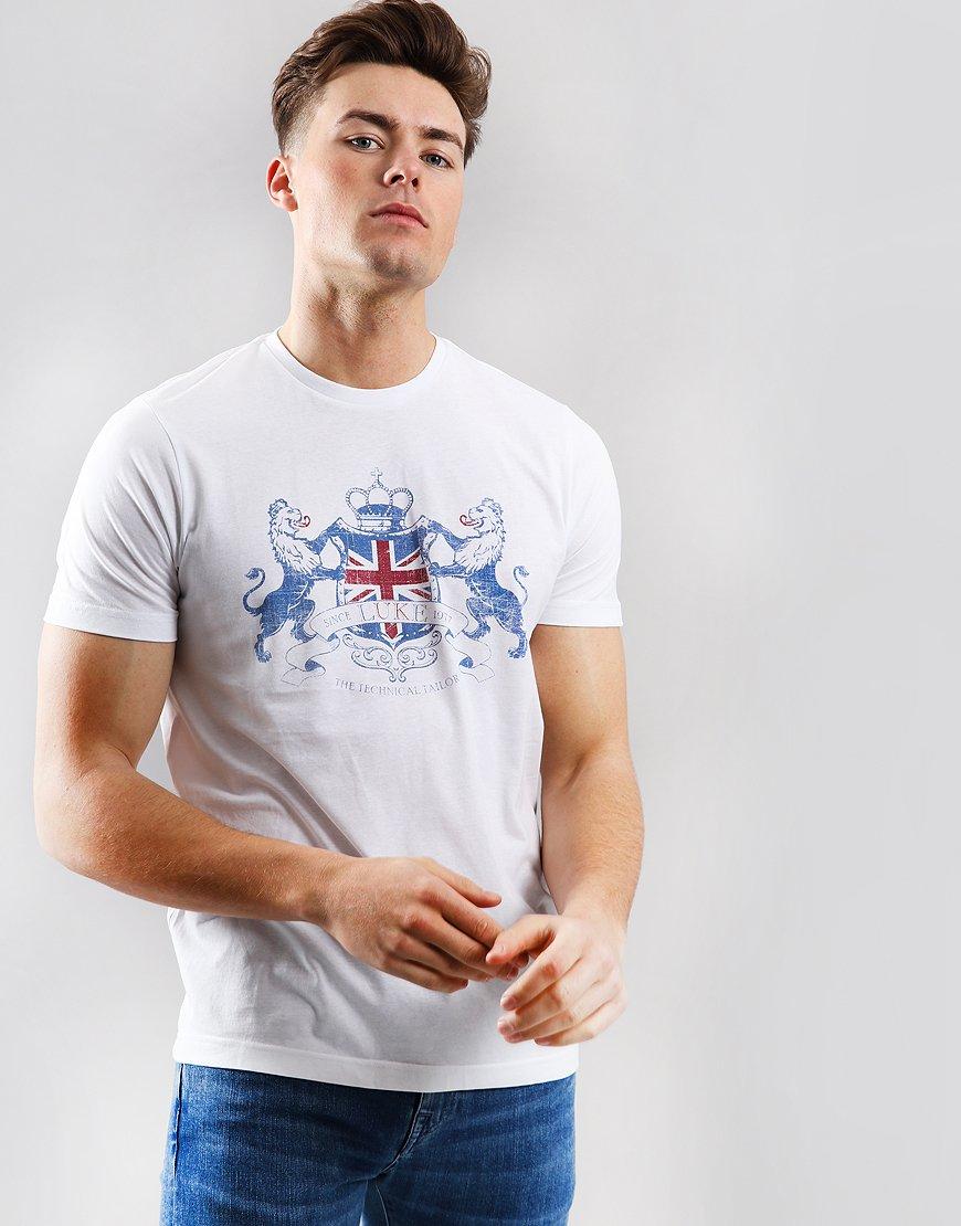 Luke 1977 New Herald T-Shirt White