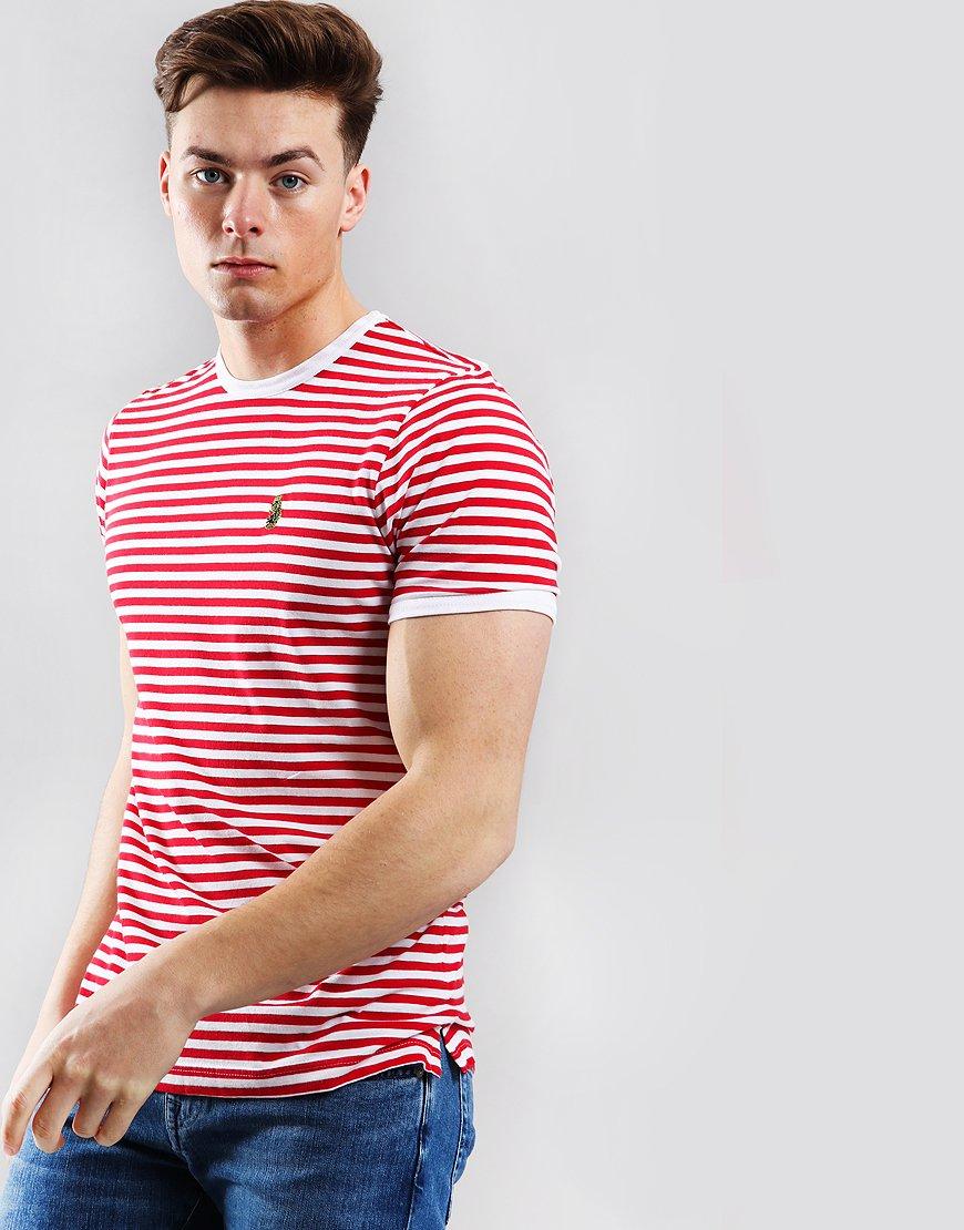 Luke 1977 Zucci T-Shirt Red White