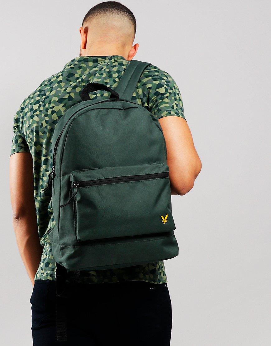 Lyle & Scott Core Backpack Jade Green