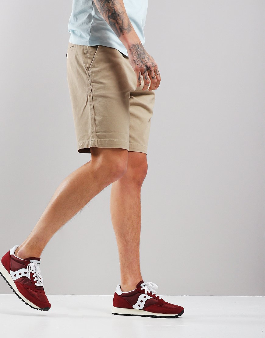 Lyle & Scott Chino Shorts Stone
