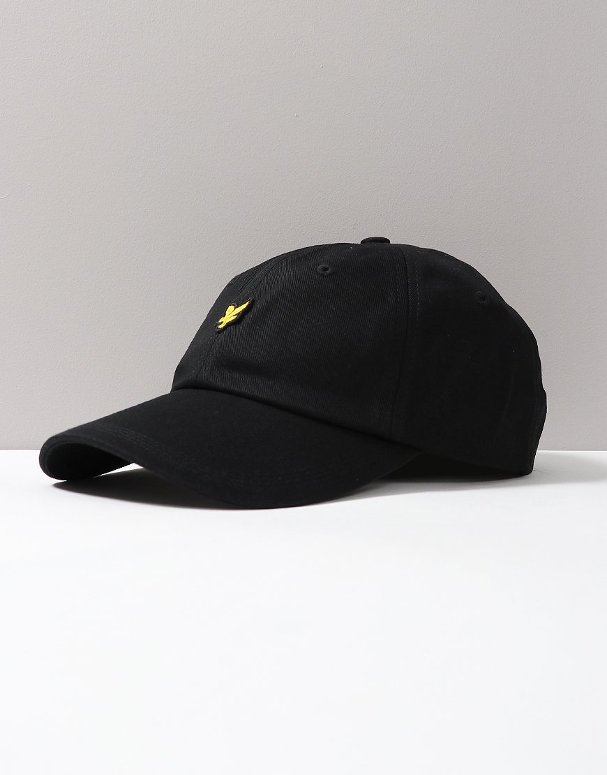 Lyle & Scott Baseball Cap Black
