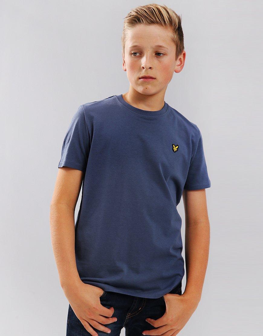 Lyle & Scott Junior Classic T-Shirt Indigo