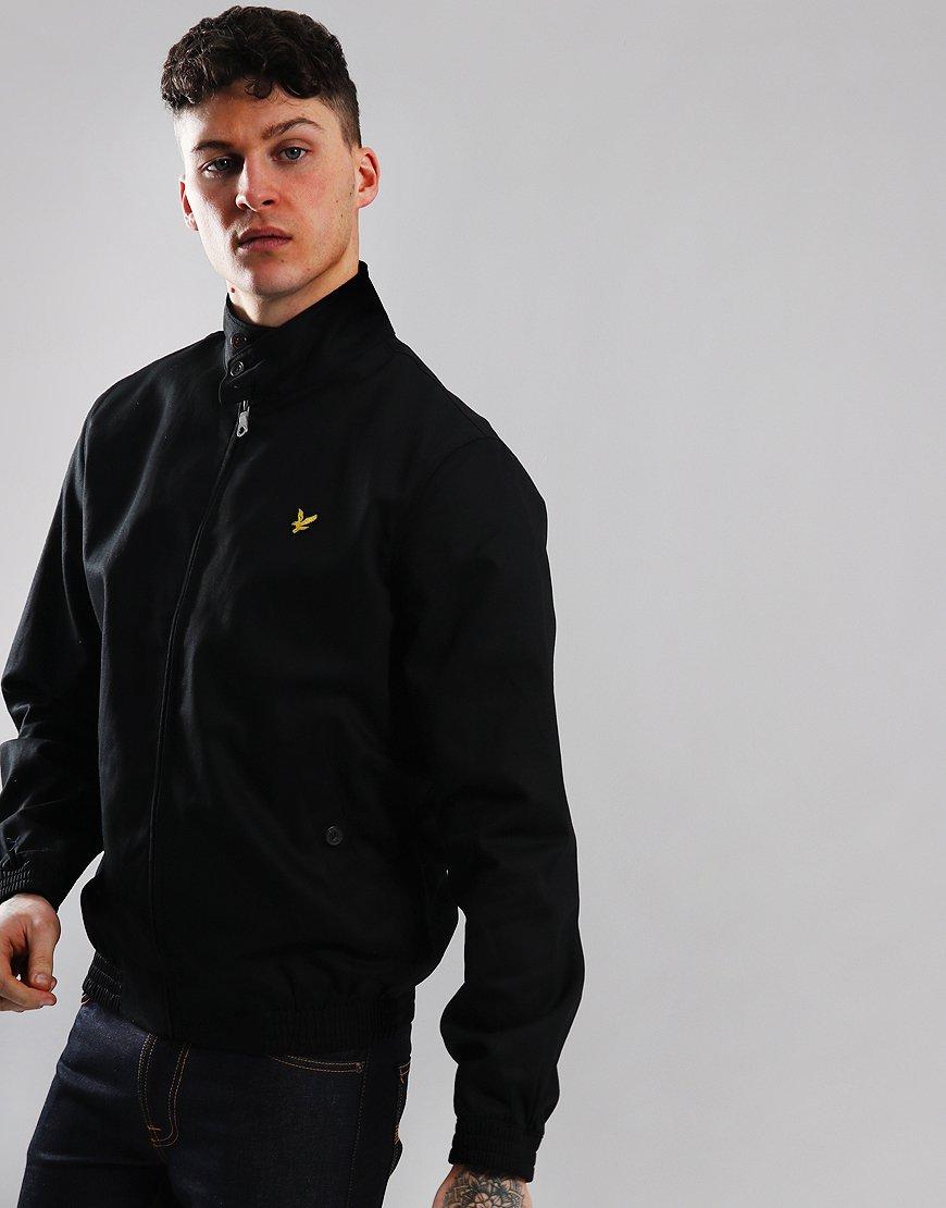 Lyle & Scott Harrington Jacket Black