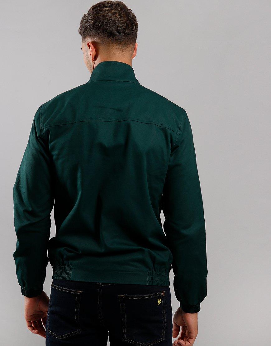 Lyle & Scott Harrington Jacket Jade Green