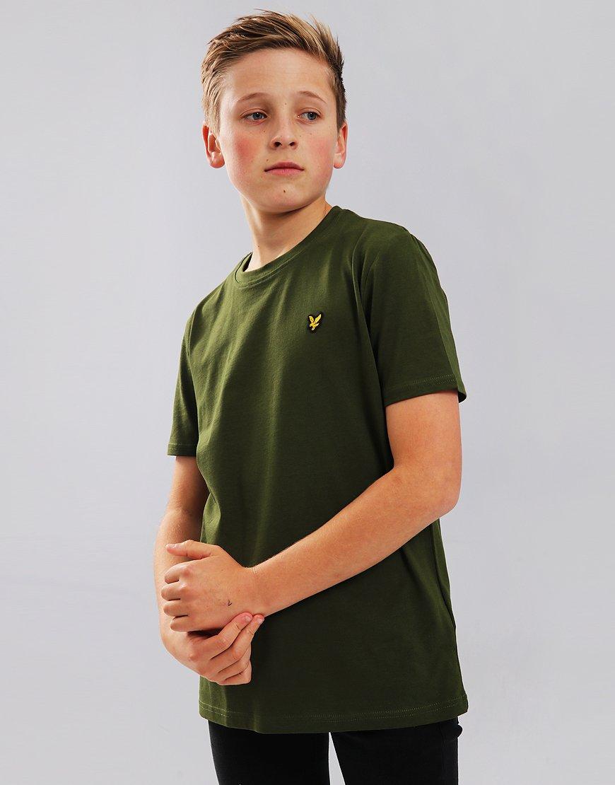 Lyle & Scott Junior Classic T-Shirt Woodland Green
