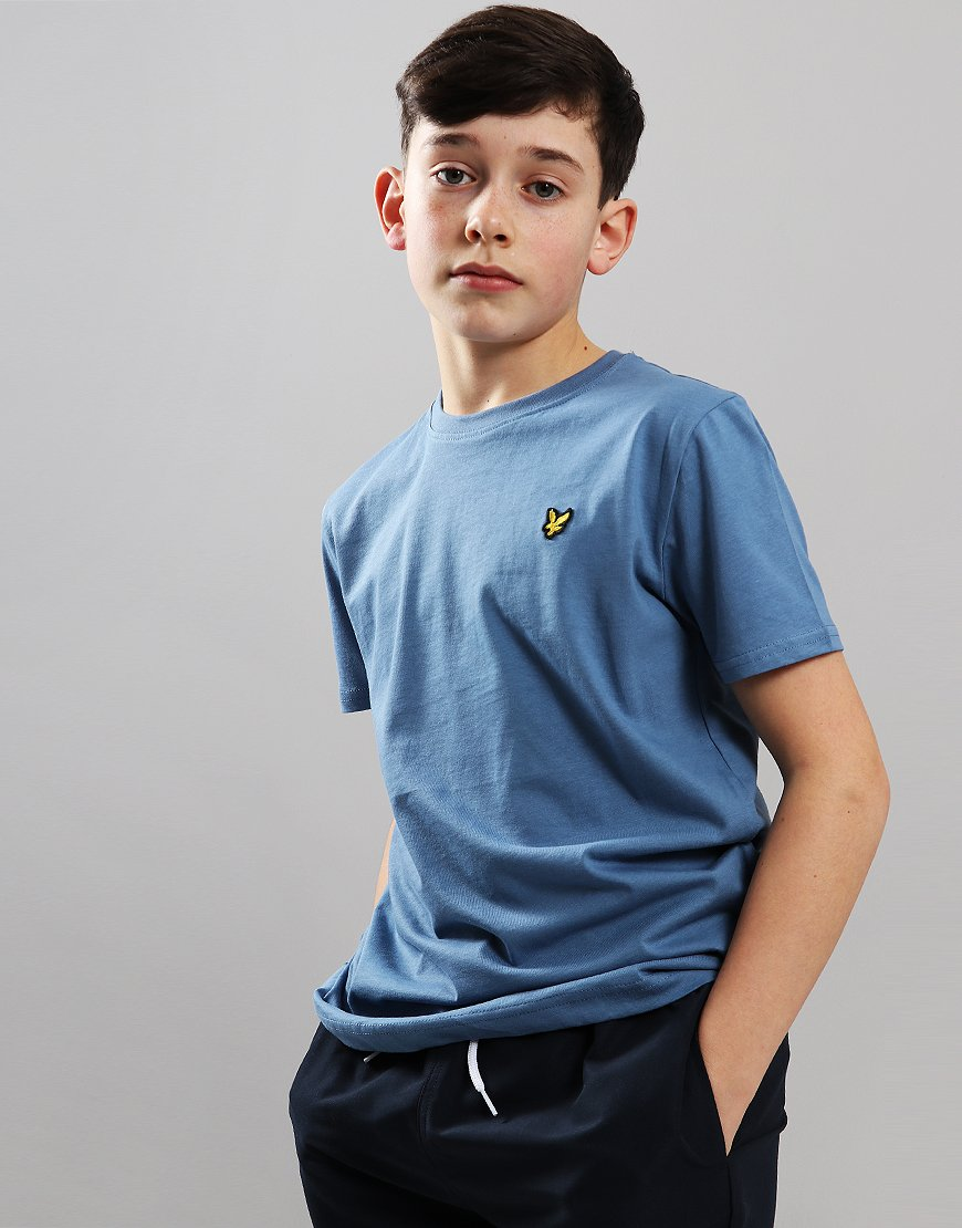 Lyle & Scott Junior Classic T-Shirt Moonlight