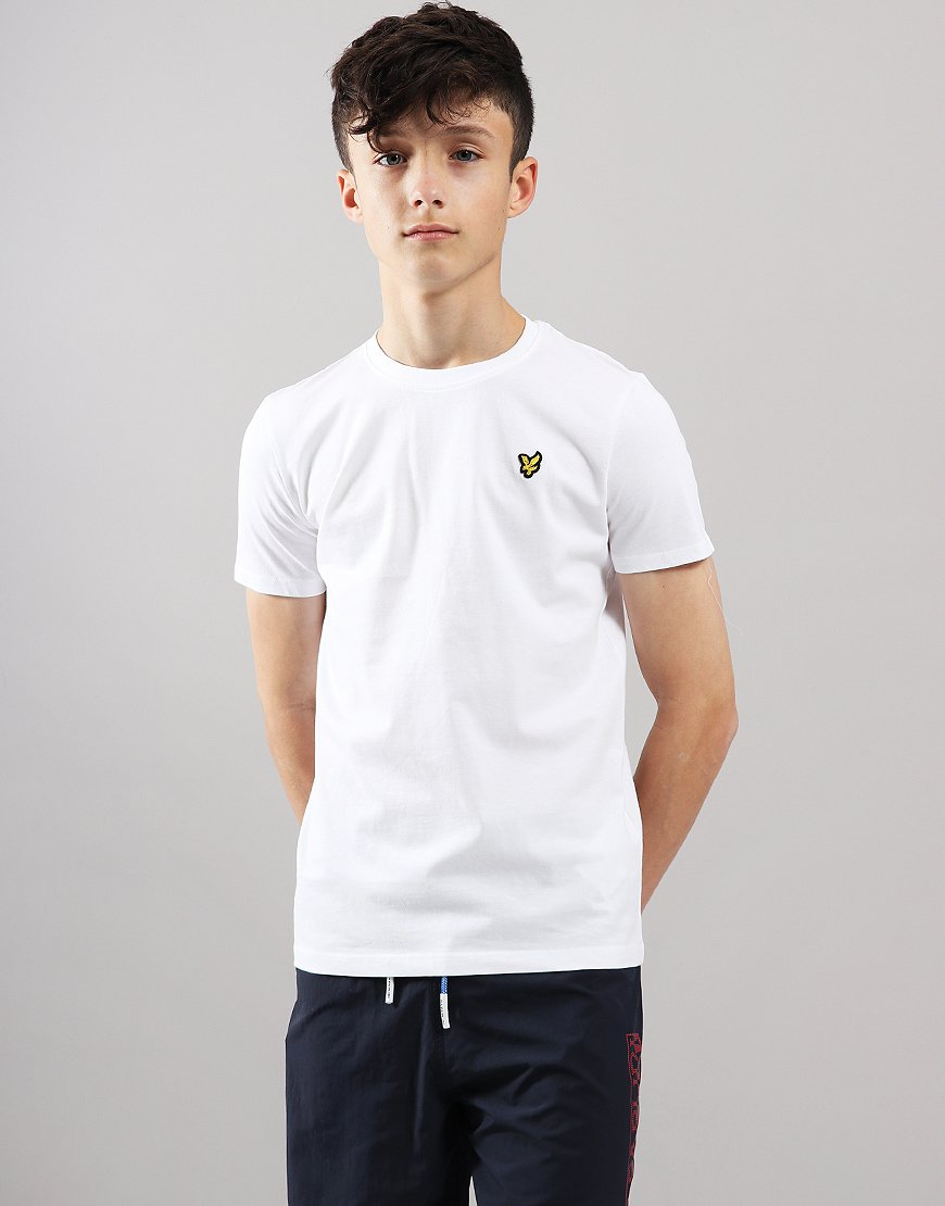 Lyle & Scott Junior Classic T-Shirt  White