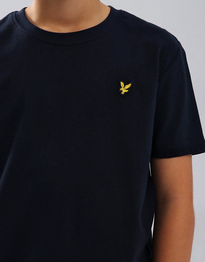 Lyle & Scott Junior Classic T-Shirt Navy Blazer