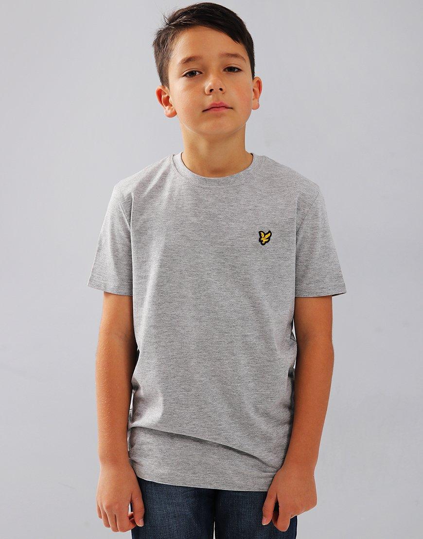 Lyle & Scott Junior Classic T-Shirt Grey