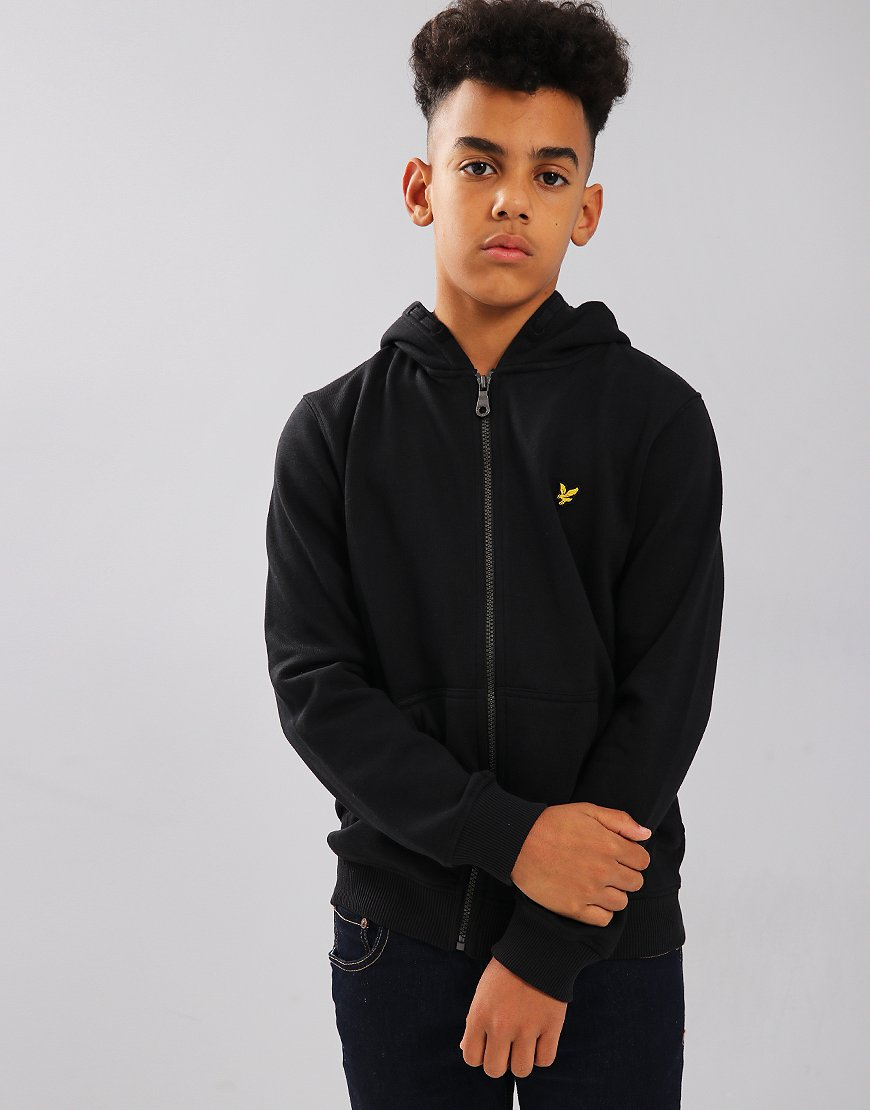 Lyle & Scott Junior Classic Hoodie Black