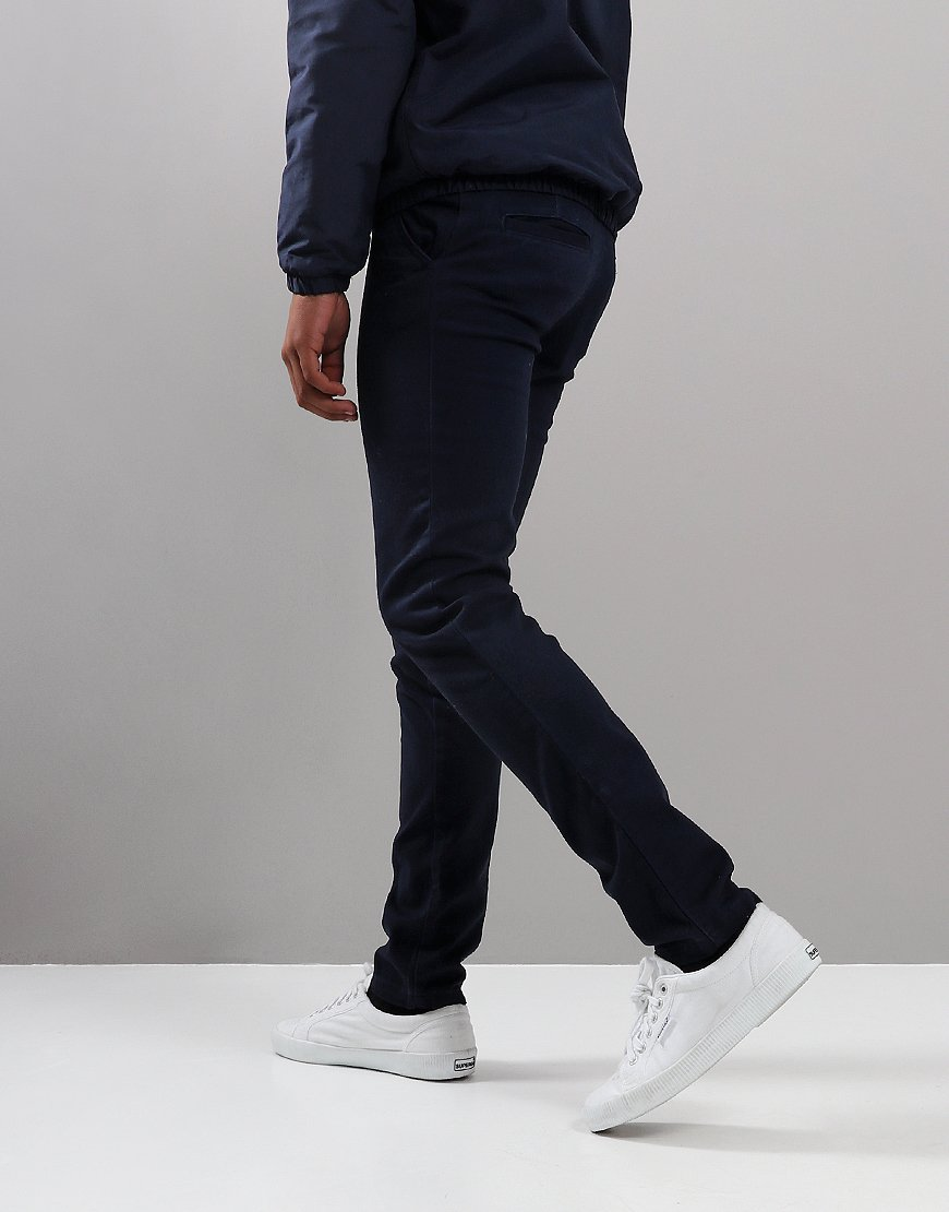 Lyle & Scott Stretch Chinos Navy Blazer
