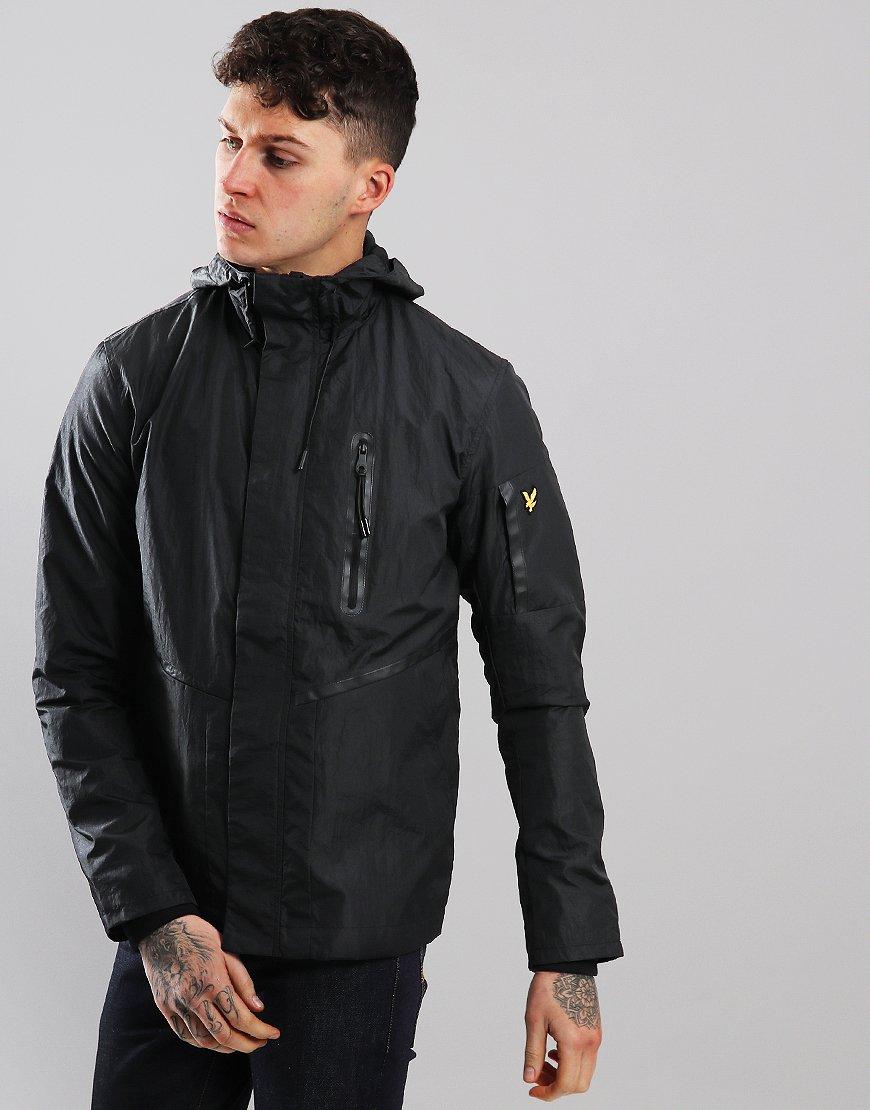 Lyle & Scott Minimal Jacket True Black