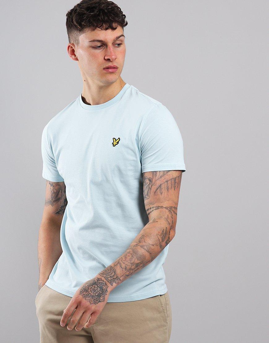 Lyle & Scott Plain T-Shirt Blue Shore