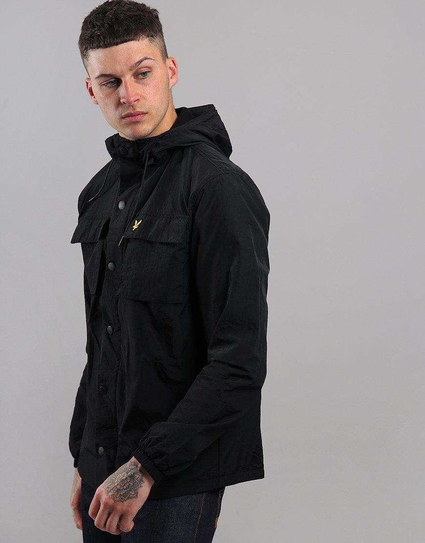 Lyle & Scott Pocket Jacket True Black