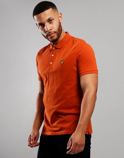 Lyle & Scott Polo Shirt Tobacco