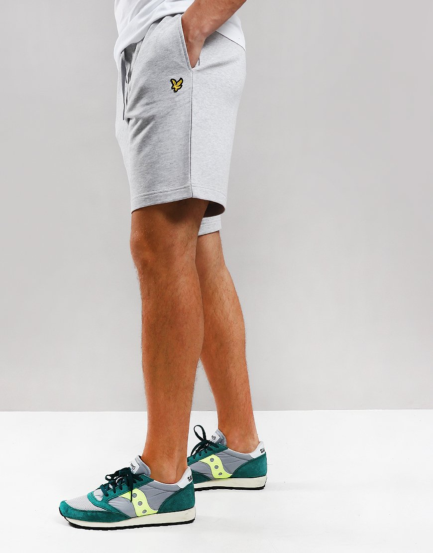 Lyle & Scott Sweat Shorts Light Grey Marl