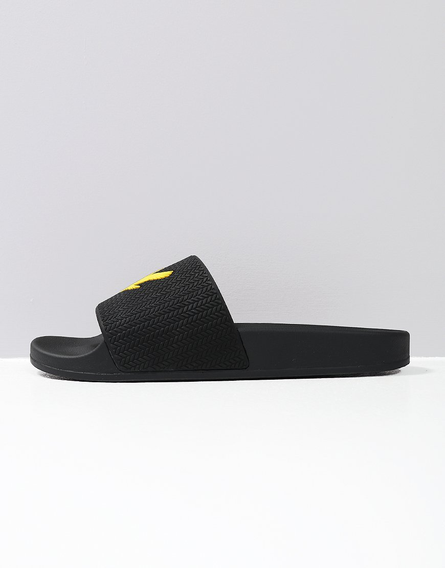 Lyle & Scott Thomson Slides Black