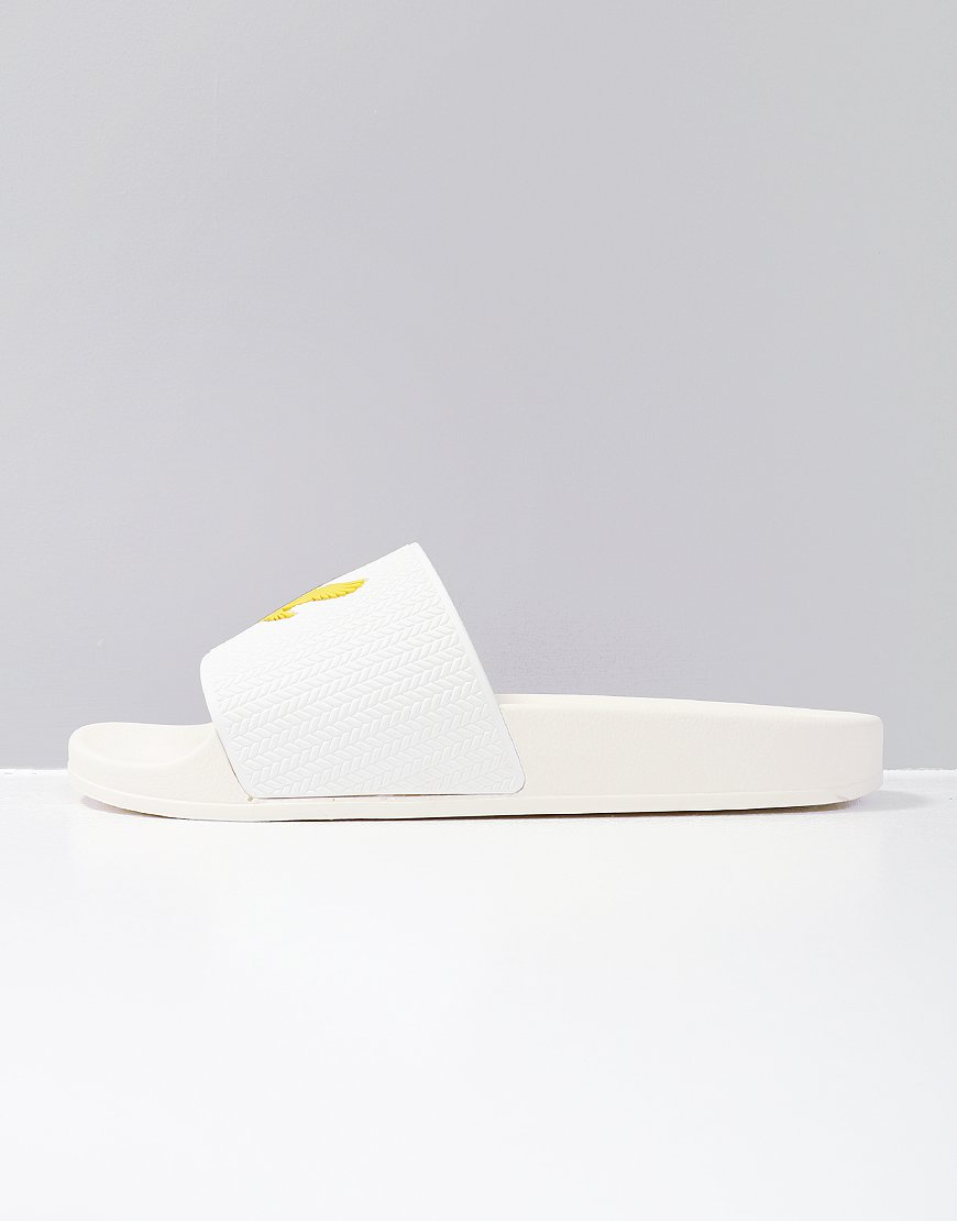 Lyle & Scott Thomson Slides White