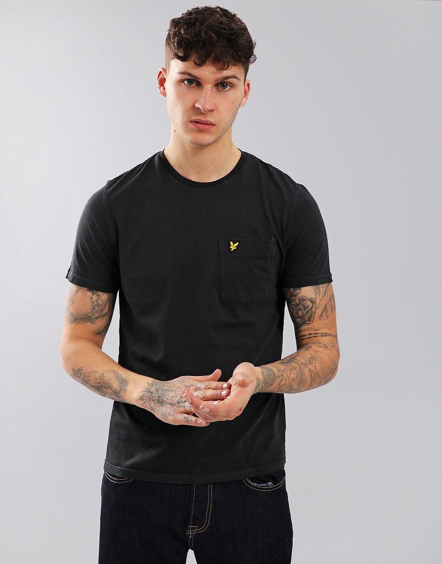 Lyle & Scott Wash T-Shirt True Black