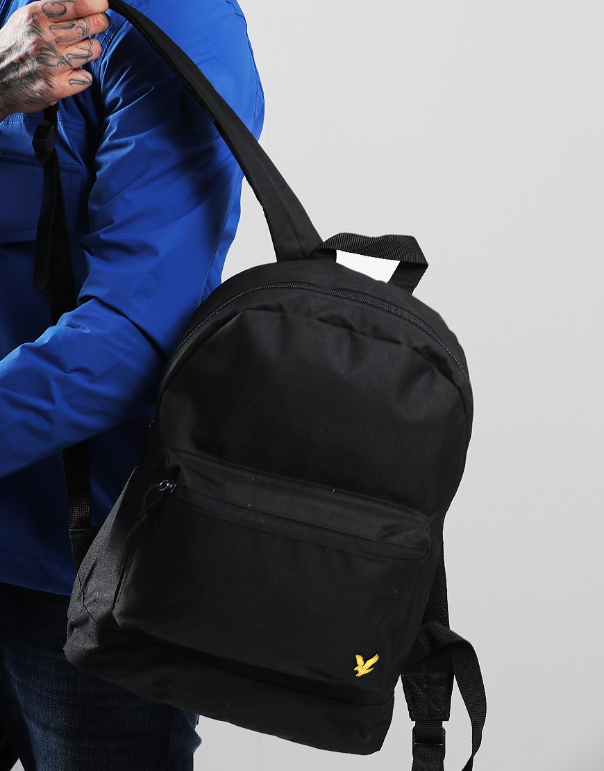 Lyle & Scott Core Backpack Black