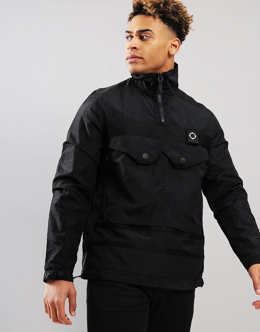 MA.Strum Serpens Overhead Jacket Black