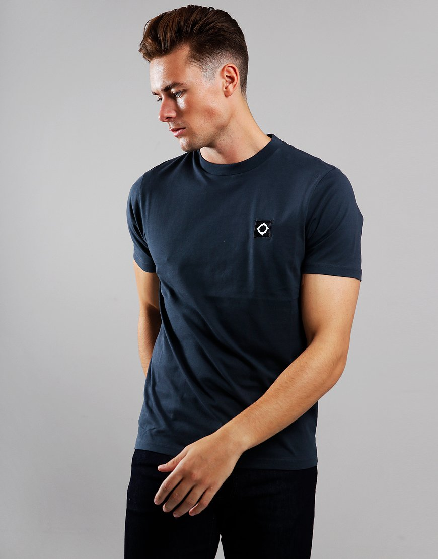 MA.Strum Icon T-Shirt  Dark Navy