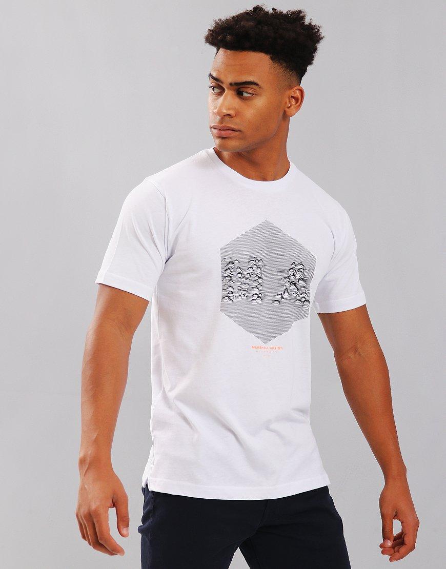 Marshall Artist Disorder T-Shirt White