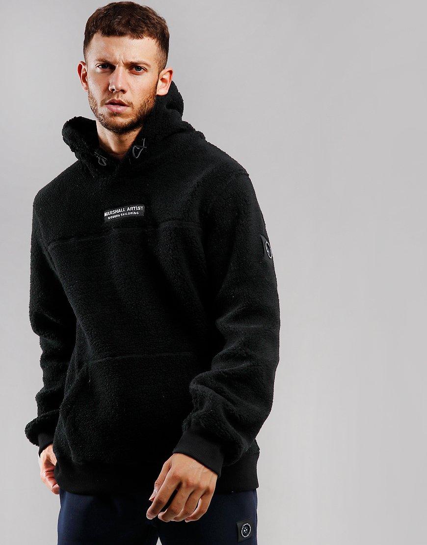 Marshall Artist Fantom OTH Hooded Sweat Black