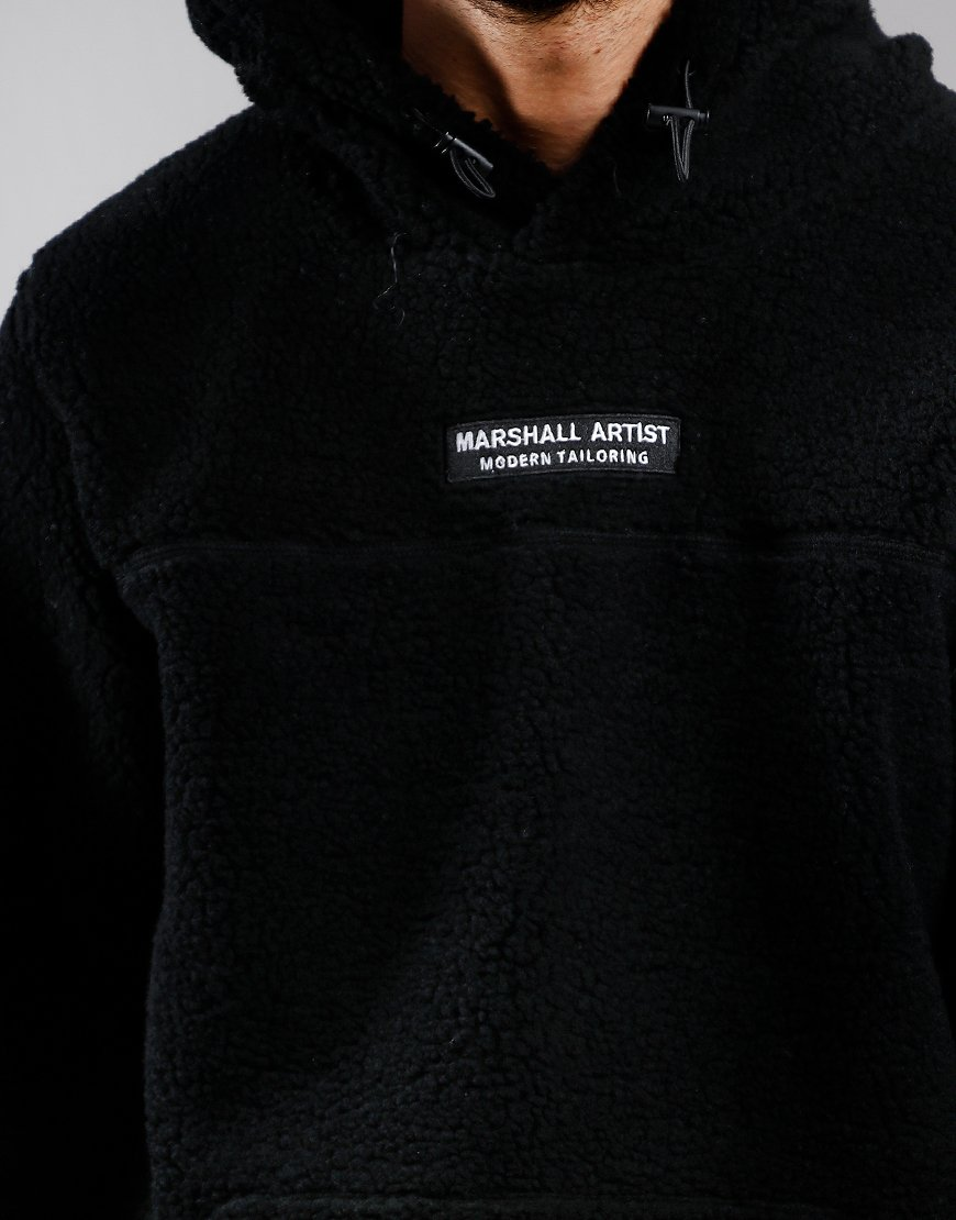 Marshall Artist Fantom OTH Hooded Sweat Black