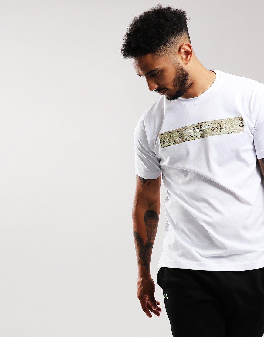 Marshall Artist Fiore T-Shirt White