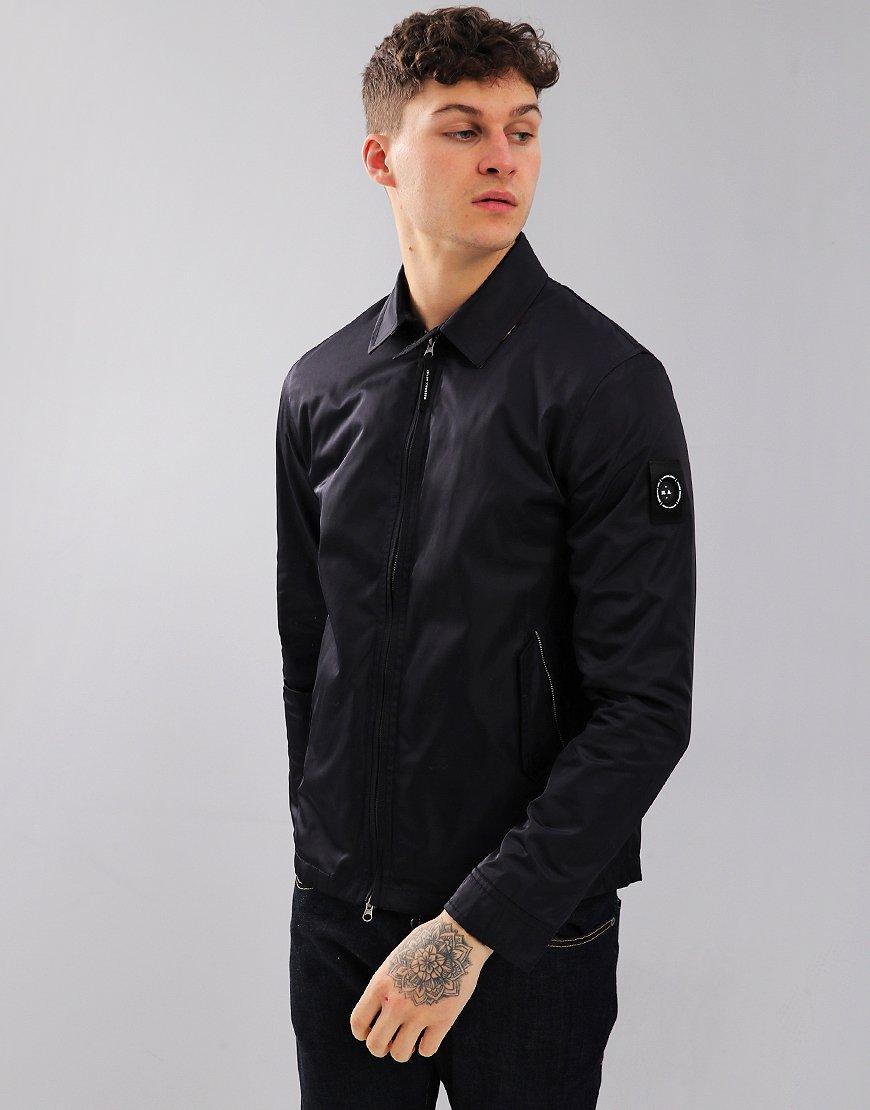 Marshall Artist Harrington Jacket Navy
