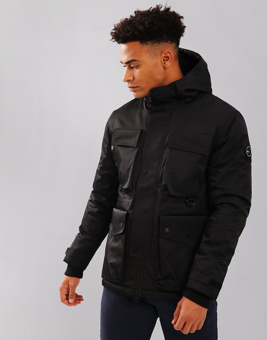Marshall Artist Multi Terrain Jacket Black