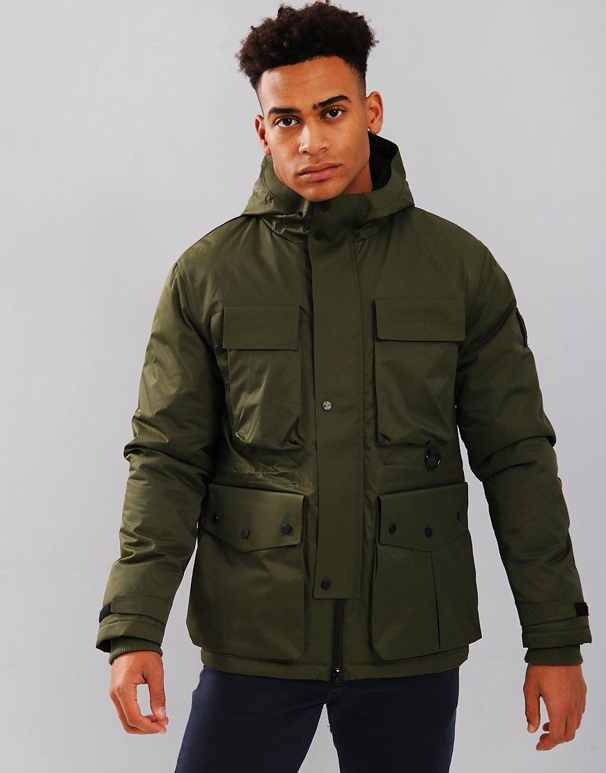 Marshall Artist Multi Terrain Jacket Khaki
