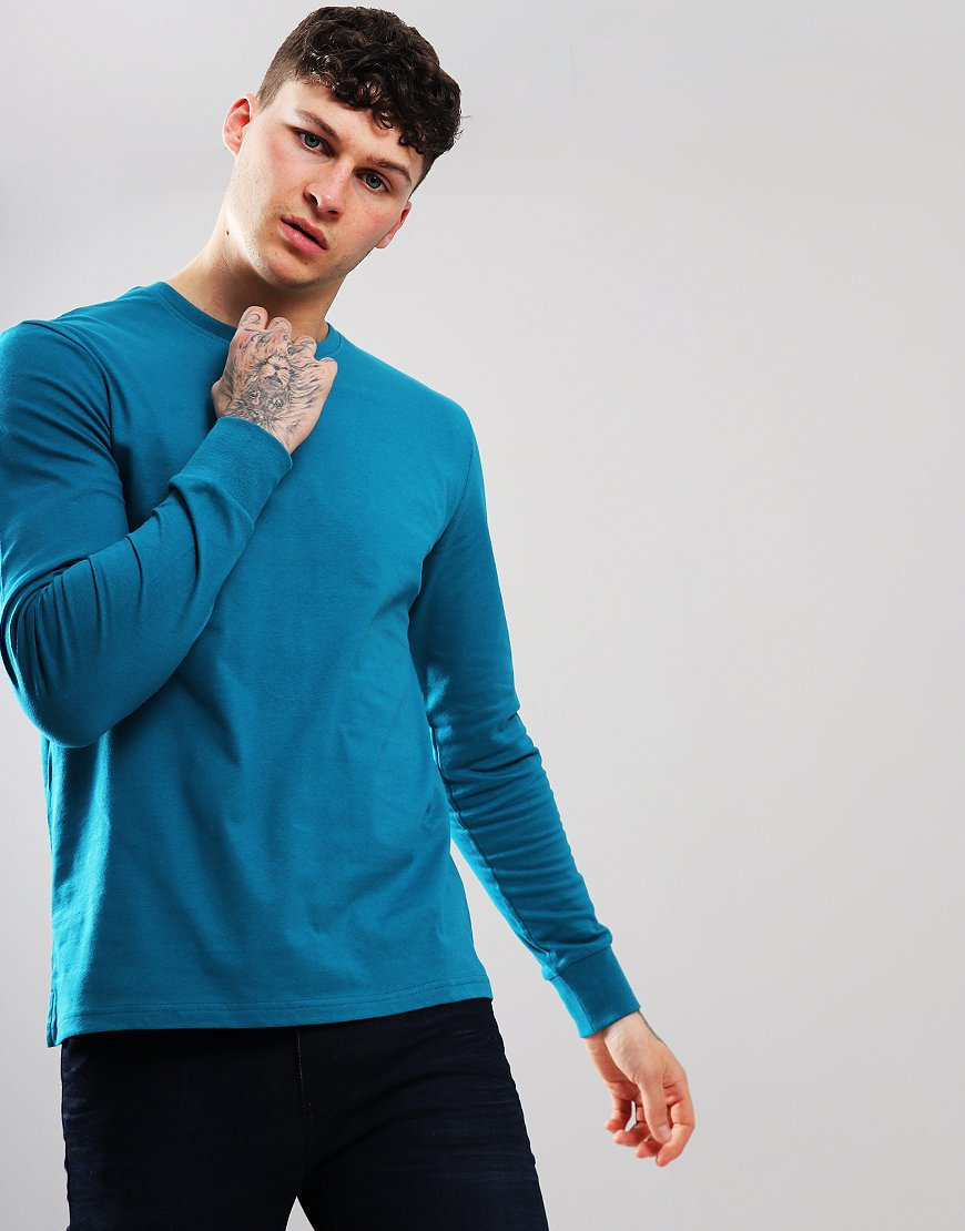 Marshall Artist Siren Long Sleeve T-Shirt Teal