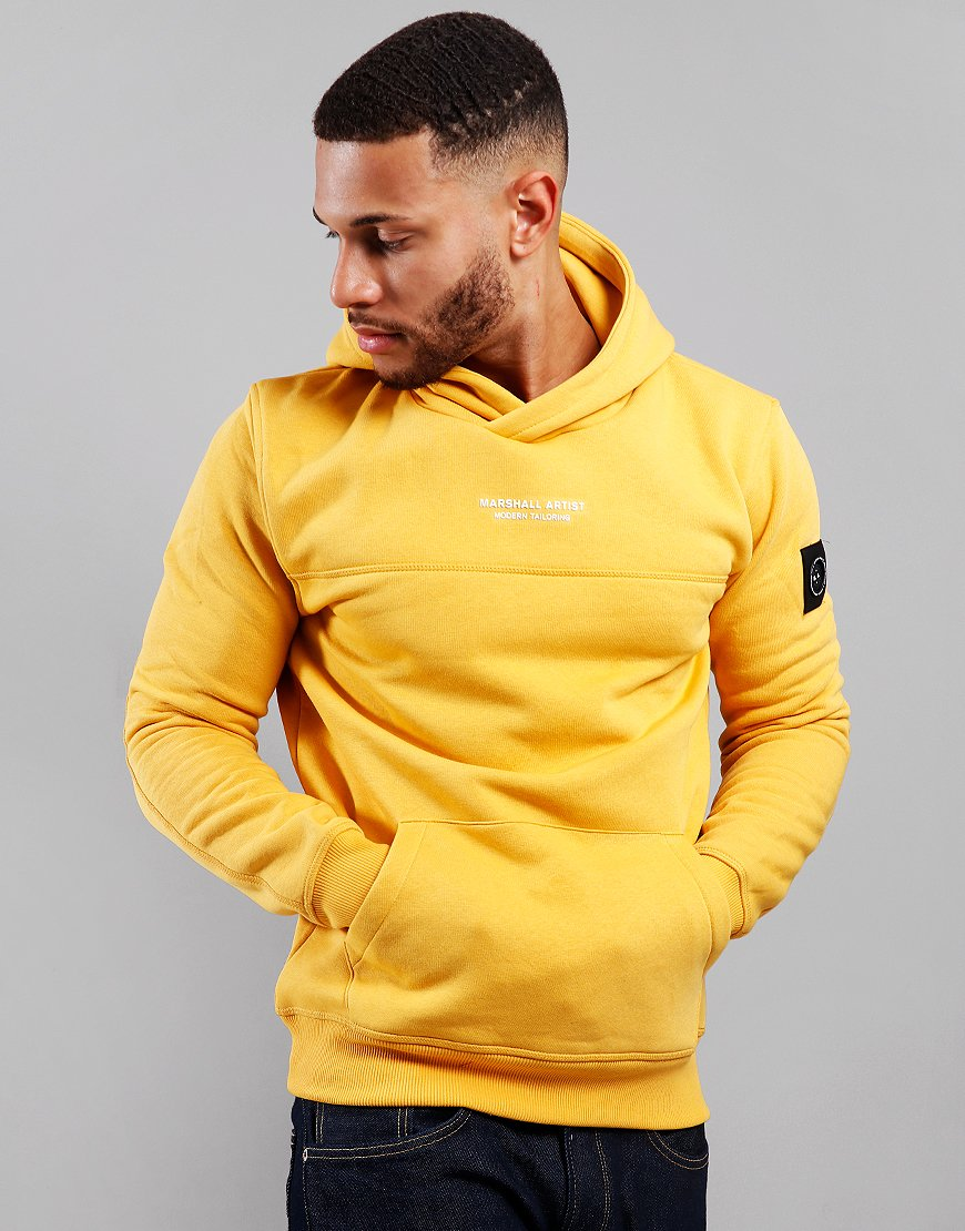 Marshall Artist Siren OTH Hooded Sweat Mustard