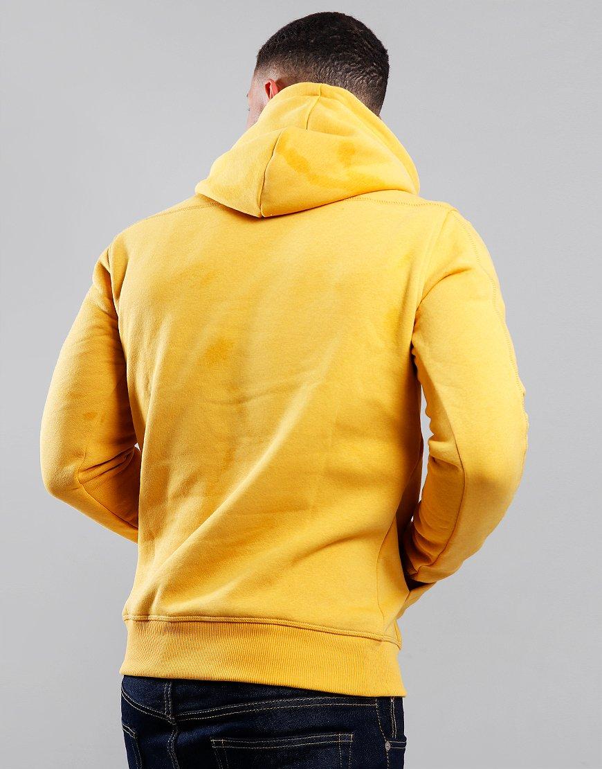 Marshall Artist Siren OTH Hooded Sweat Mustard