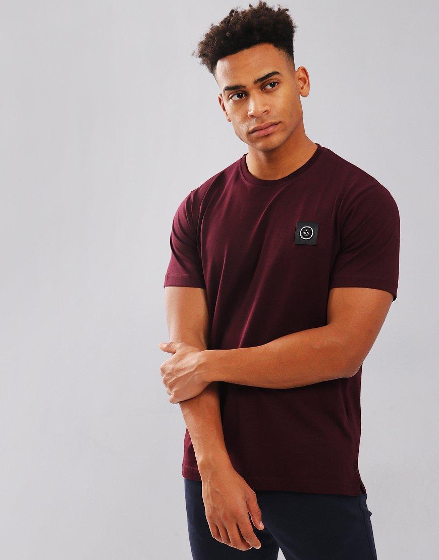Marshall Artist Siren T-Shirt Burgundy