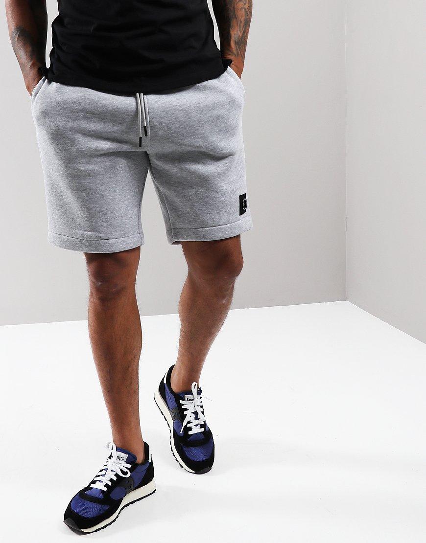 Marshall Artist Siren Sweat Shorts Grey Marl
