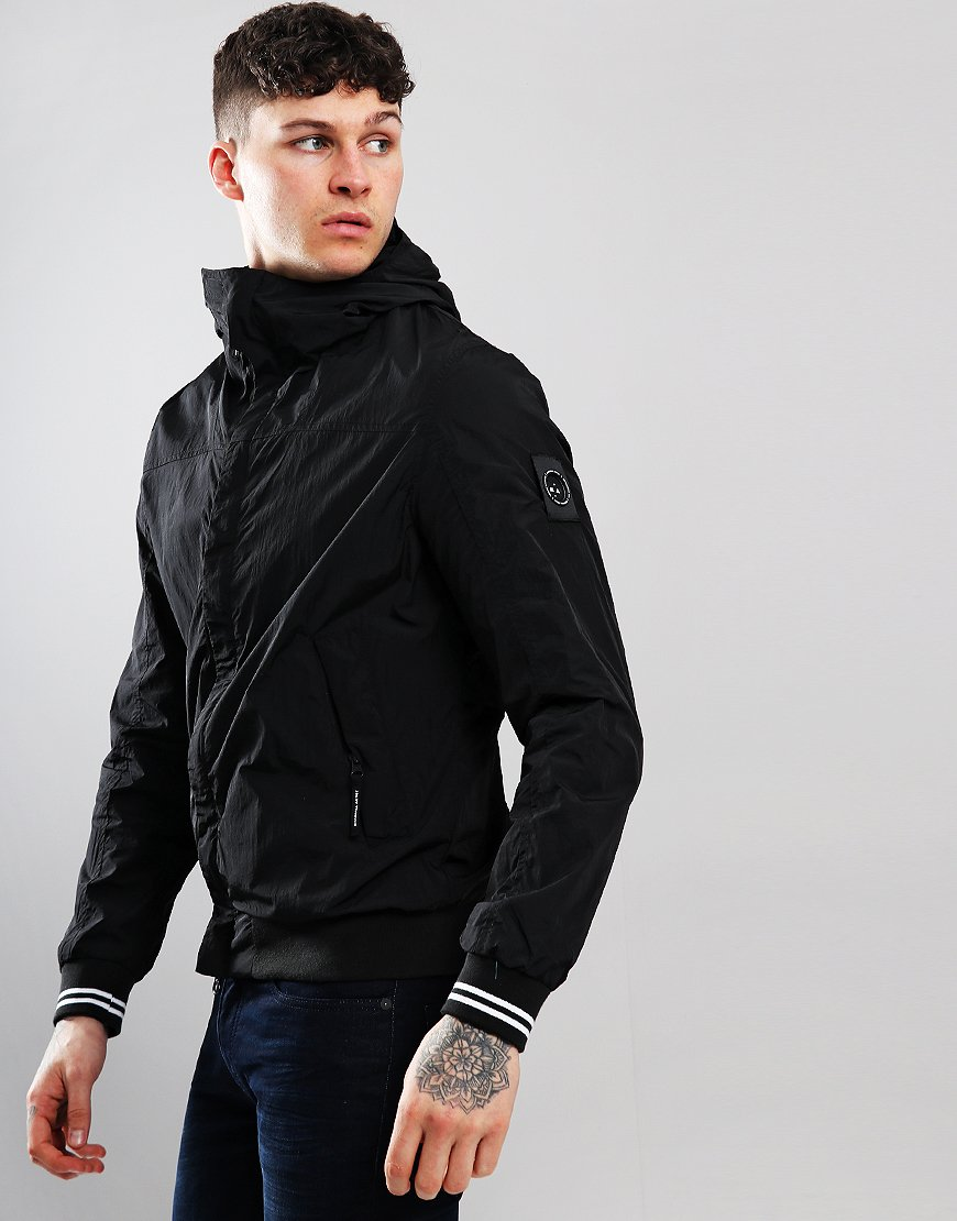 Marshall Artist Molecular Windrunner Jacket Black