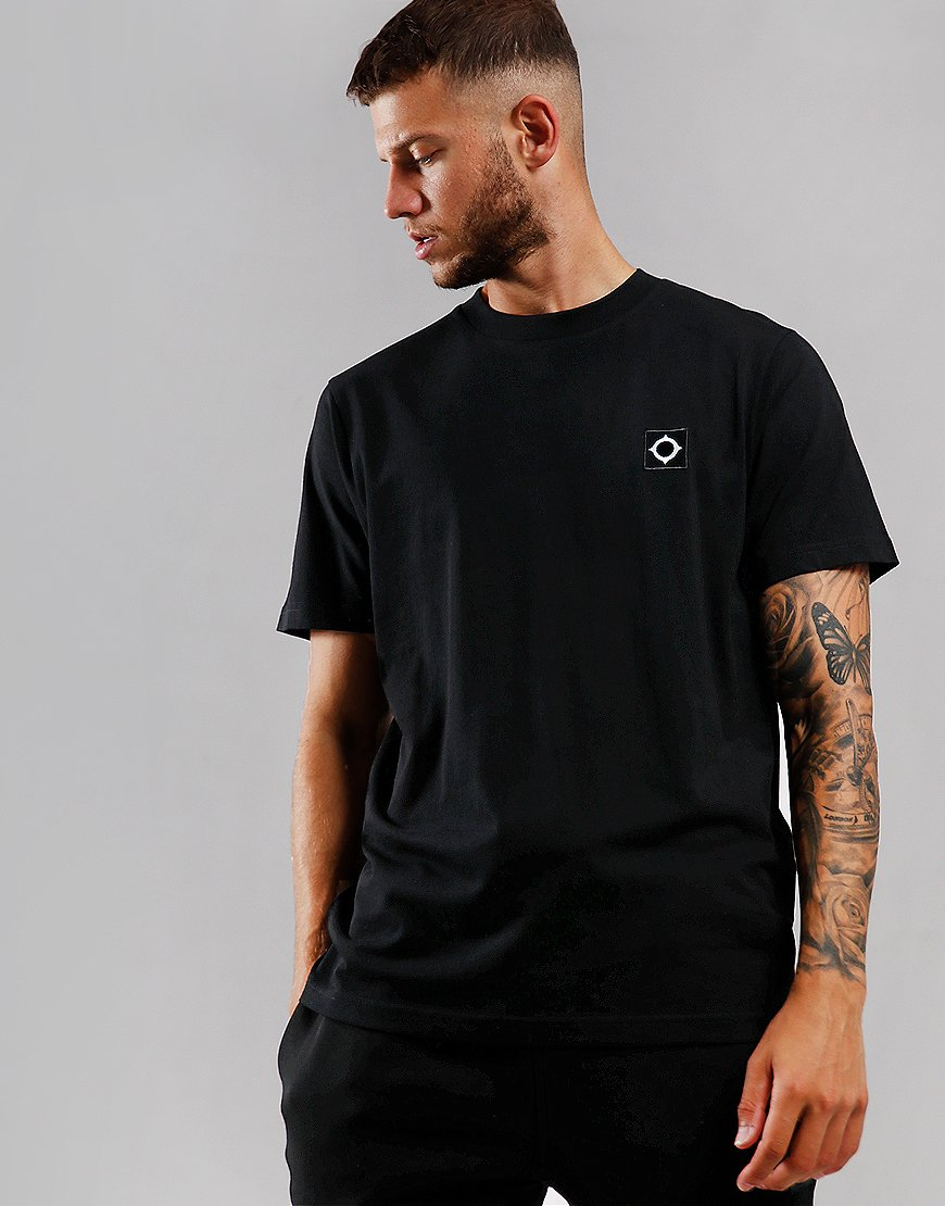 MA.Strum Icon T-Shirt  Jet Black