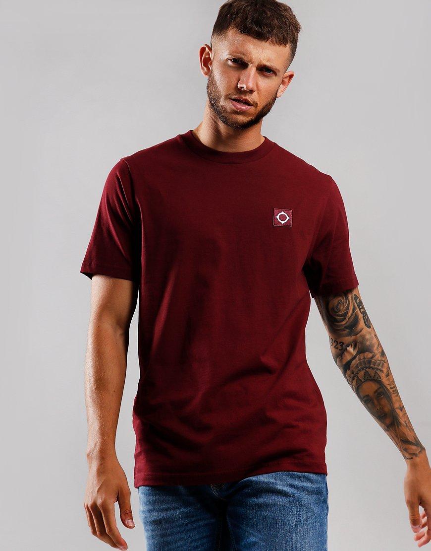 MA.Strum Icon T-Shirt  Spartan Red
