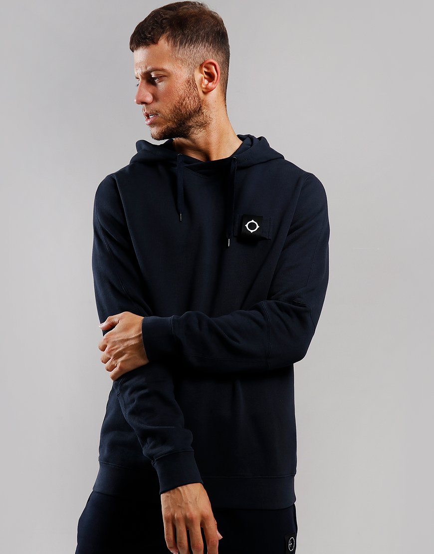 MA.Strum Overhead Training Hoodie Dark Navy