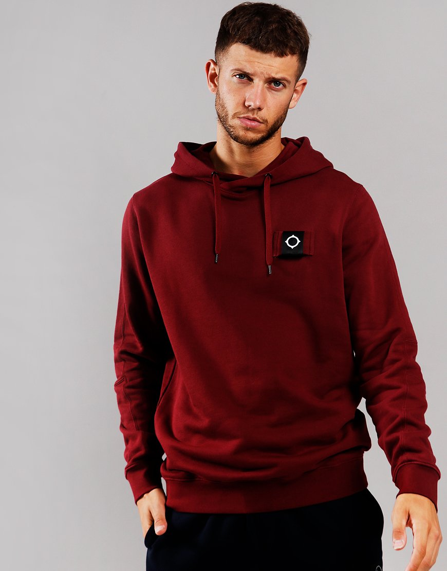 MA.Strum Overhead Training Hoodie Spartan Red