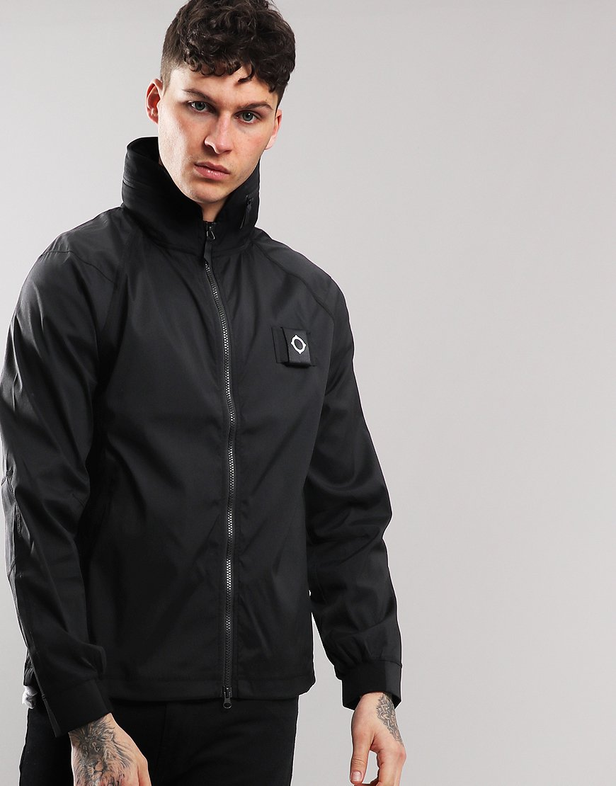 f582692d8e6d1 MA.Strum Polaris Jacket Jet Black