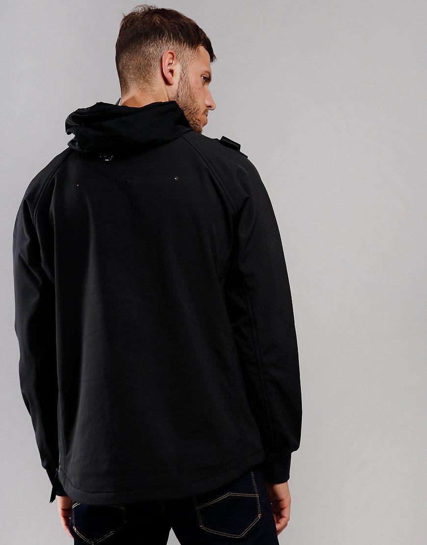 MA.Strum Velo Overhead Softshell Jacket Jet Black