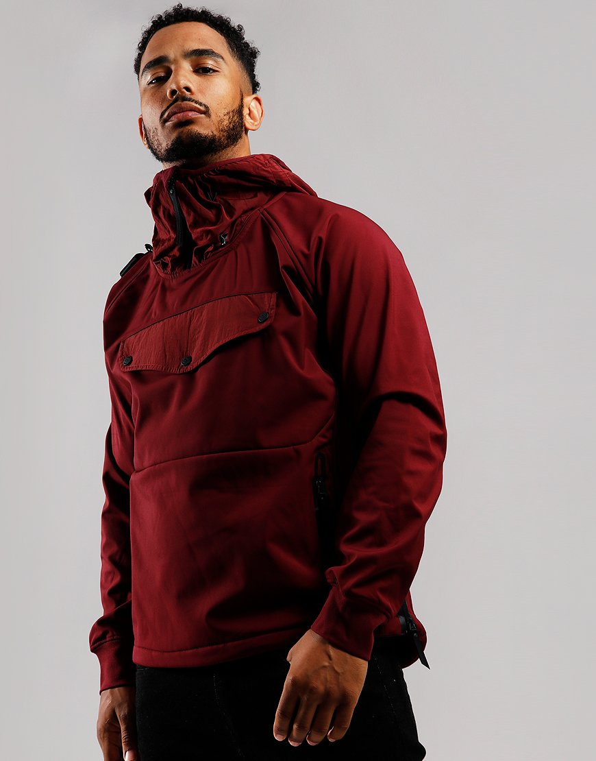 MA.Strum Velo Overhead Softshell Jacket Spartan Red